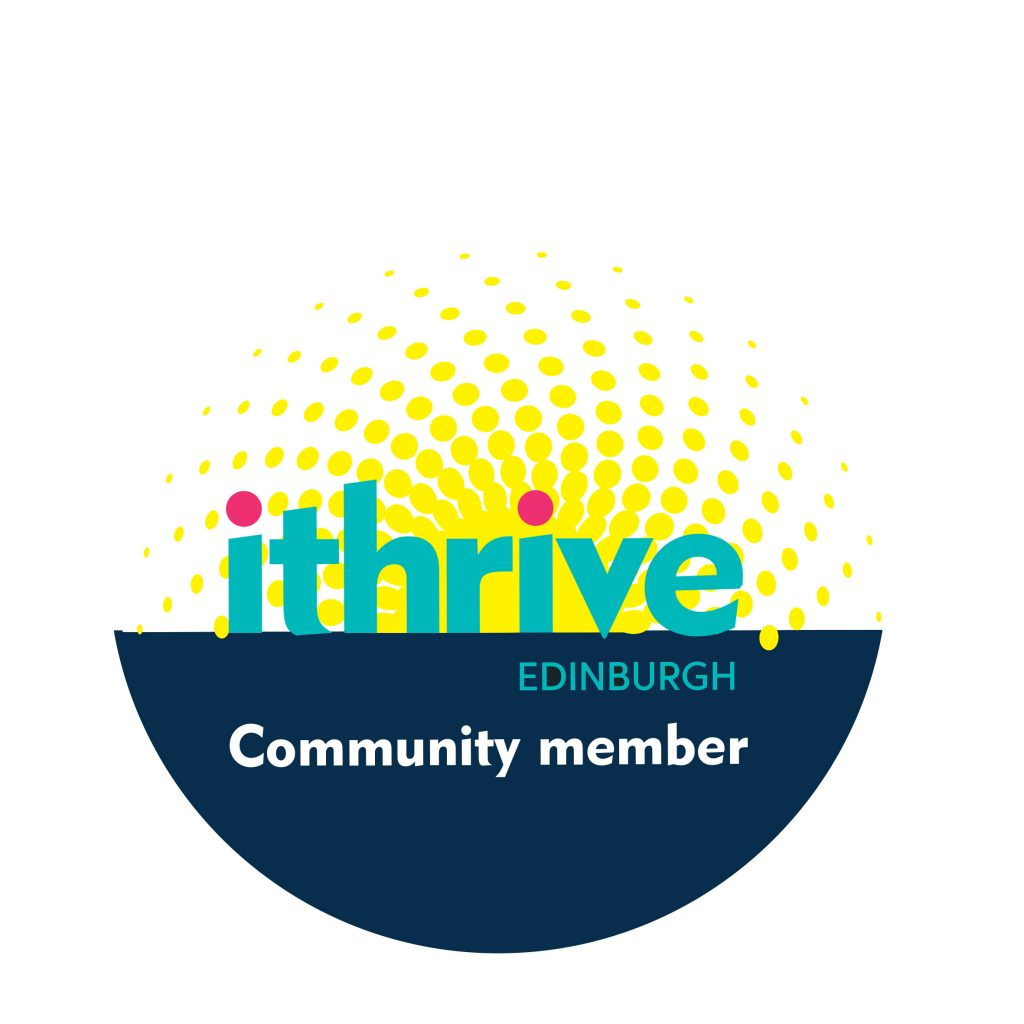 iThrive Edinburgh - community member